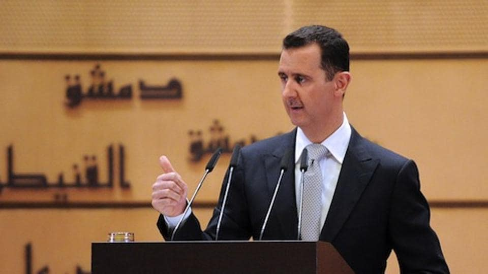 Syrian President Bashar al-Assad said US President Donald Trump prioritising the fight against jihadists led by Islamic State was promising although it was too early to expect any practical steps.