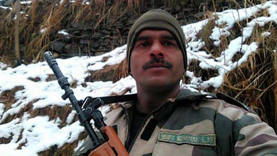 Tej Bahadur Yadav,BSF,inedible food