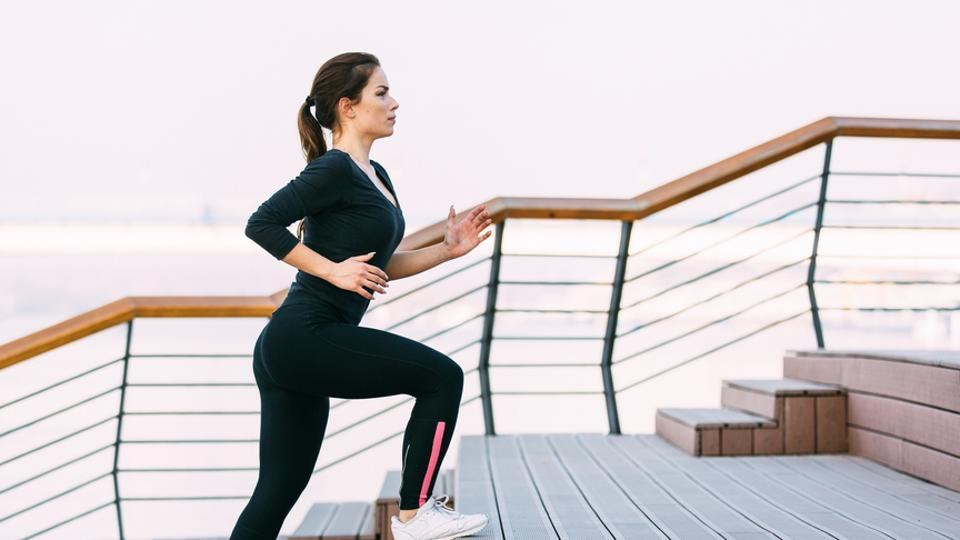 No time for gym? Try short, intense stair climbing for a healthy heart | Hindustan Times