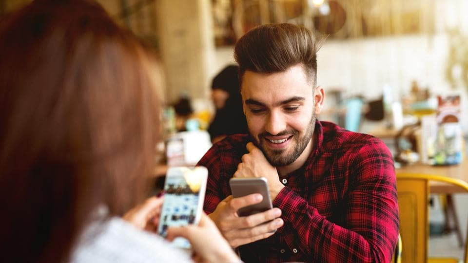Most adults in India pay more attention to their smartphones than to their partners when they are together, says a new study.