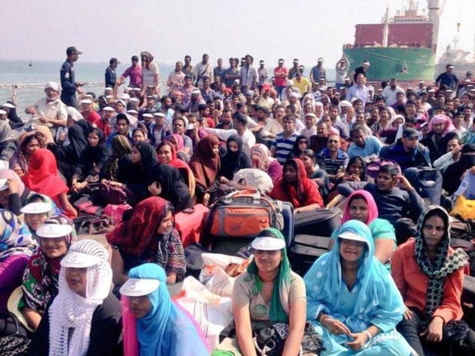 Indian expatriates