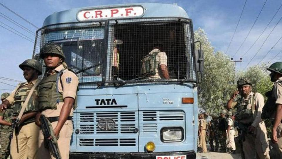 Suicide cases in Armed forces,CISF,CRPF