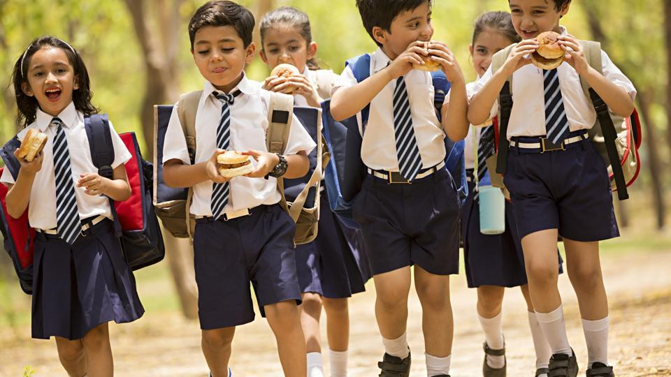 How safe are our kids,Junk food,School diet