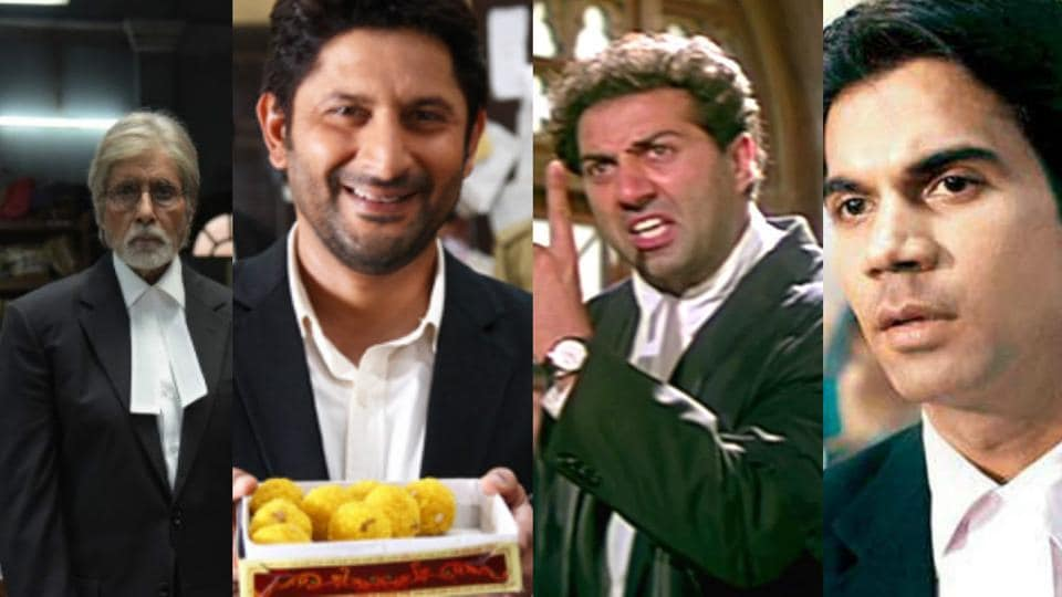 From Jolly LLB to Shahid, Damini and Pink, here's a look at 10 best Bollywood courtroom drama.