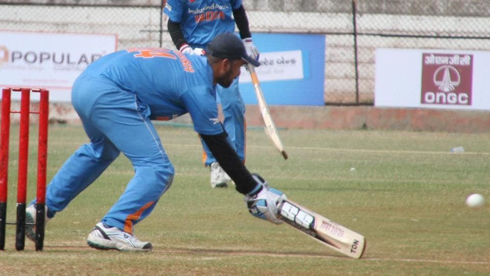 India,Nepal,Blind Cricket World T20