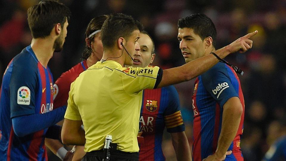 FC Barcelona,Atletico de Madrid,Luis Suarez