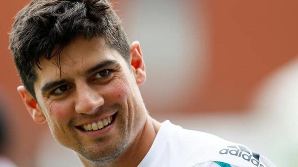Alastair Cook stepped down as England Test captain after almost five years.