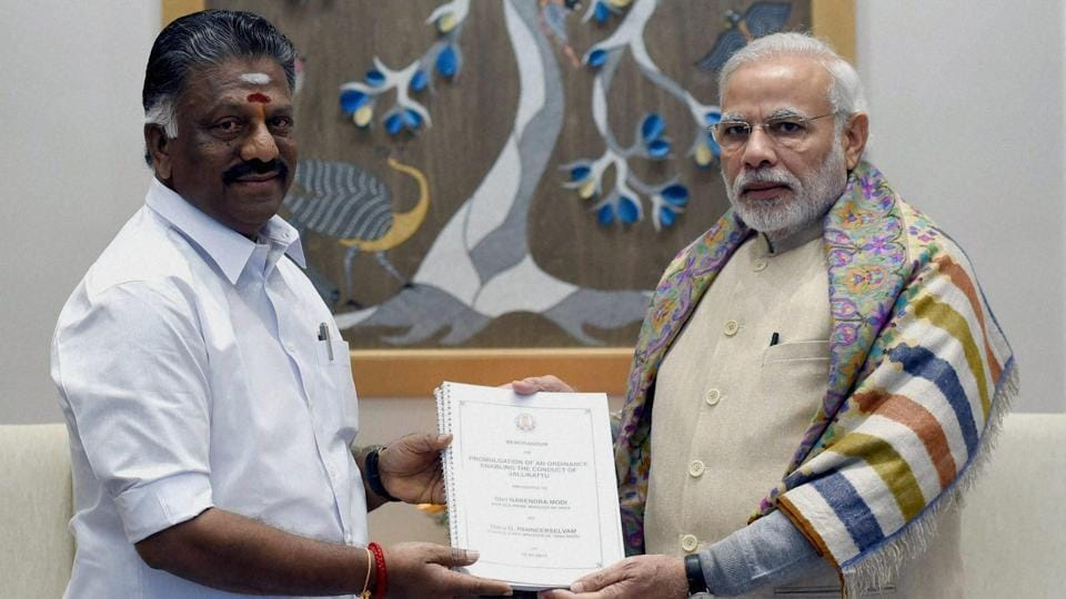 The BJP sees a greater chance of allying with disgruntled AIADMK leader O Panneerselvam, who has a good rapport with Prime Minister Narendra Modi,  if a split is formalised.