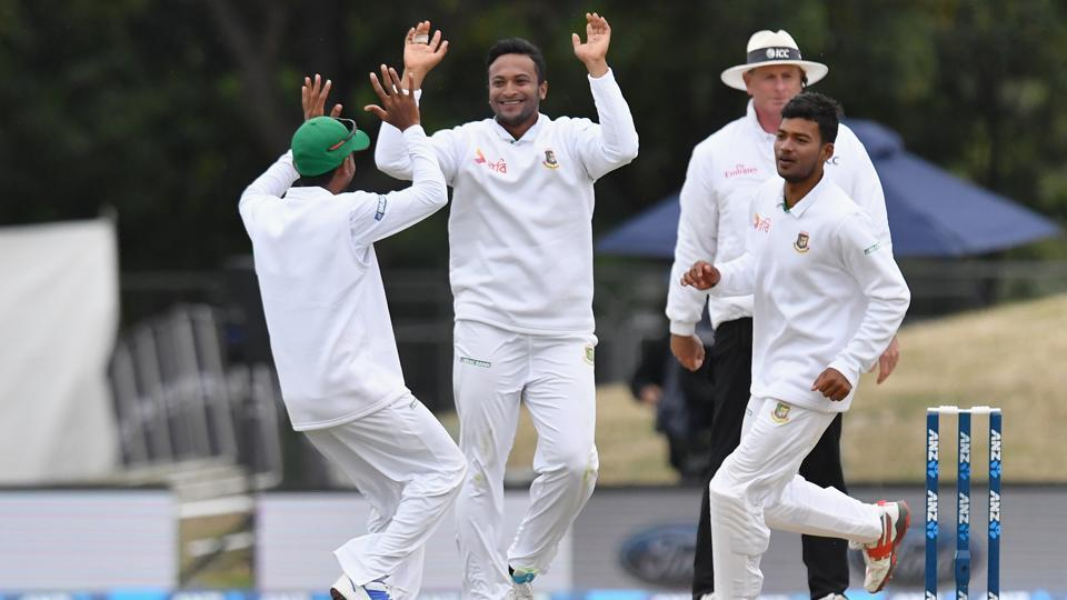 Shakib Al Hasan have been one of the most consistent performers for Bangladesh cricket team.