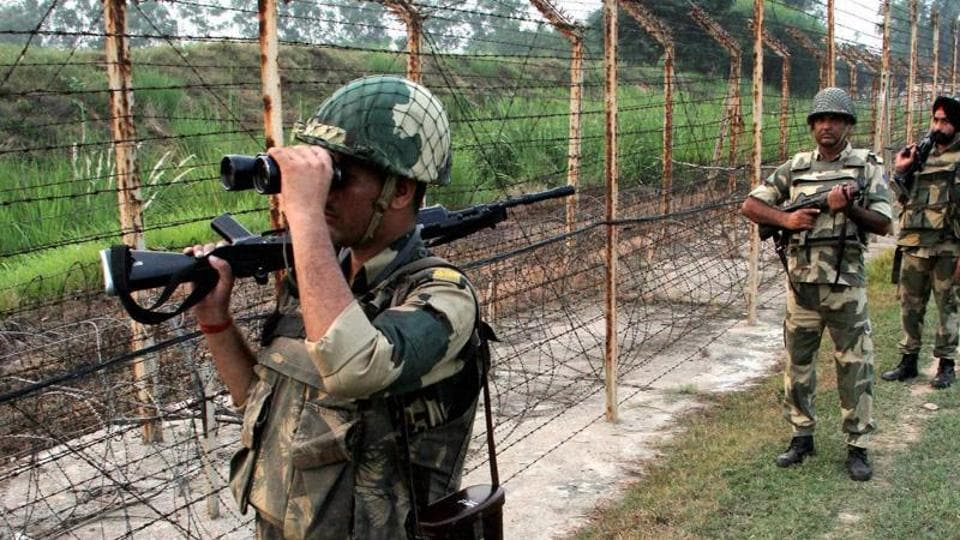Paramilitary troops,CAPF,Central Armed Police Forces