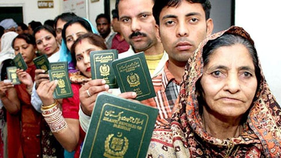 Pakistani Hindus,Pakistani Sikhs,Kiren Rijiju