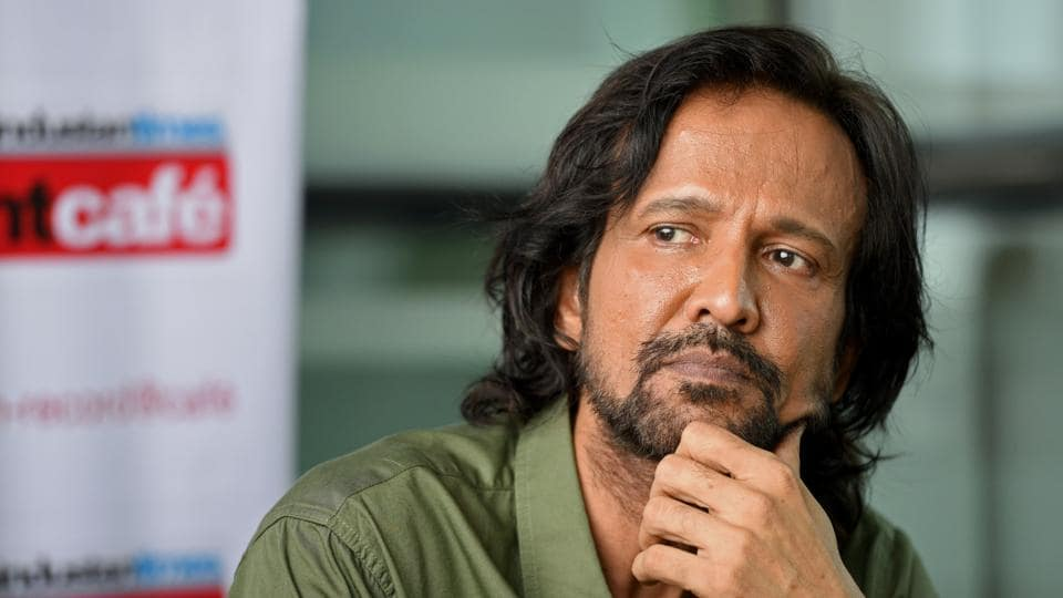 Kay Kay Menon says being stagnant for an actor is merely a state of mind.