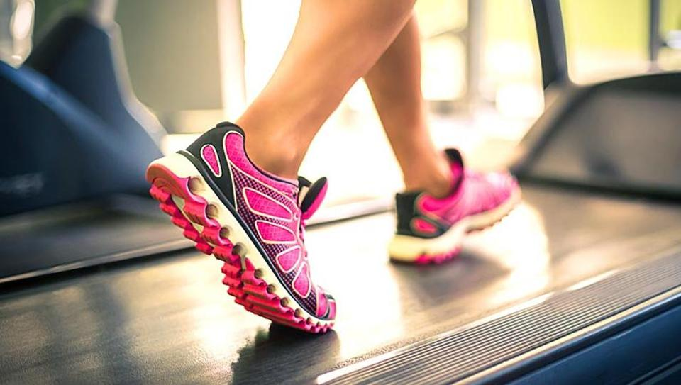 Treadmill,Heart,Heart diseases