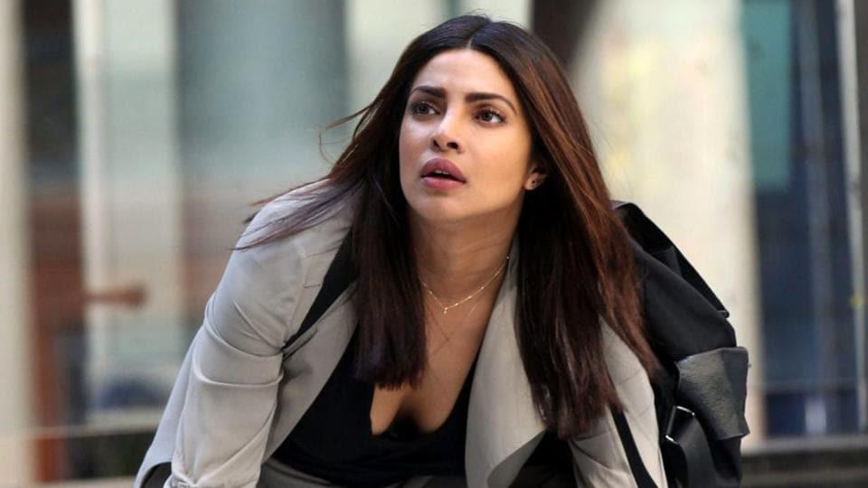 Priyanka Chopra,Quantico,TV Show