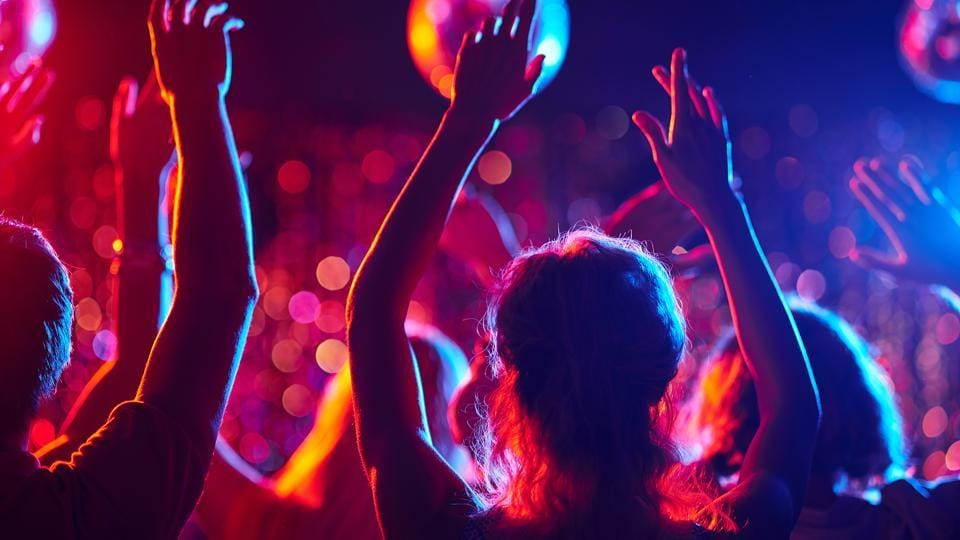 The party went on all night. And Mumbai could dance.