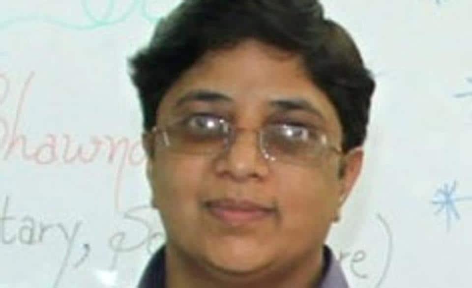 Haryana Civil Services (HCS) officer Nishu Singal.