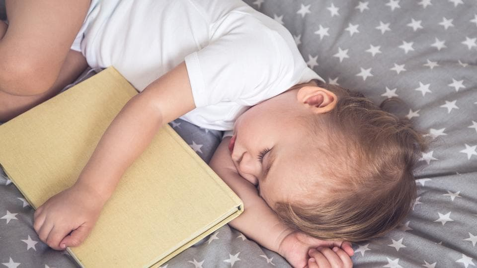 Children who nap within an hour of learning new words have better chances of retaining what they learn 24 hours later.