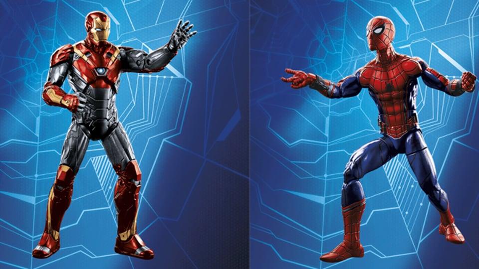Spider Man Homecoming,Peter Parker,Iron Man