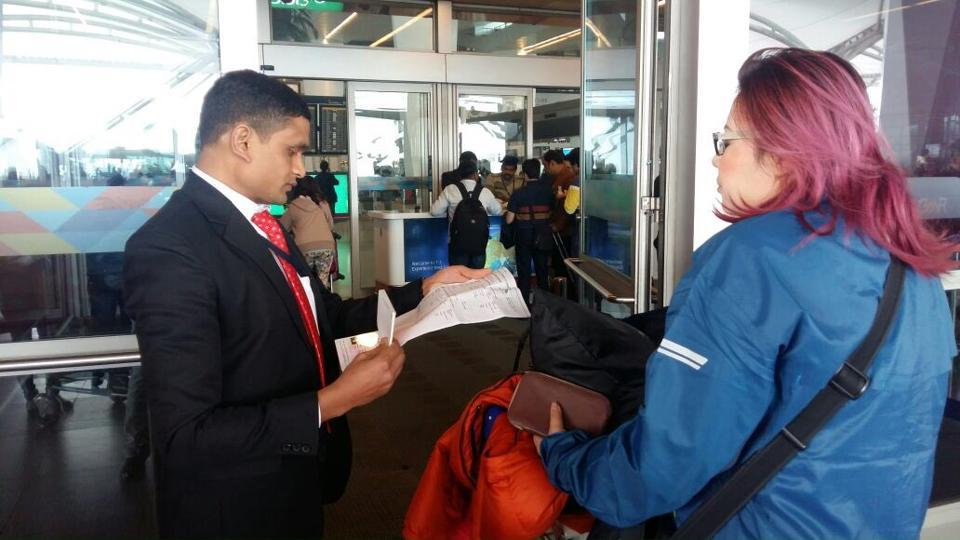 CISF dress,airport security,security