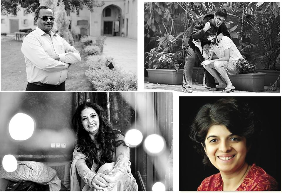 Three people, who reached the brink of taking their lives, tell us how they overcame their state of despair; (Bottom right) Psychiatrist Anjali Chhabria says there is no shame in seeking help if one is depressed
