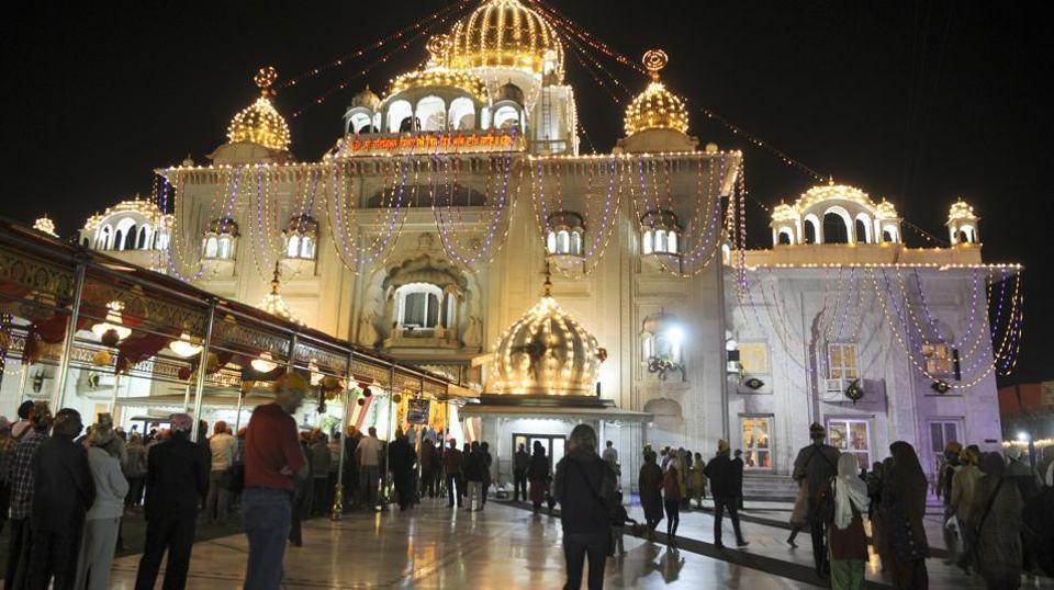 Bangla Sahib is among nine historical gurdwaras managed by the Delhi Sikh Gurdwara Management Committee.