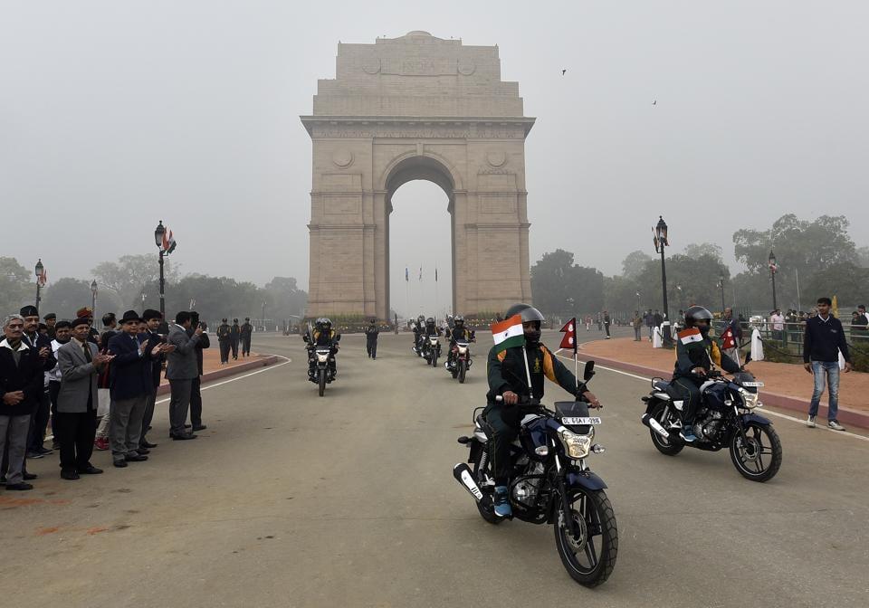 Akhand Bharat,Sharad Tripathi,India Gate