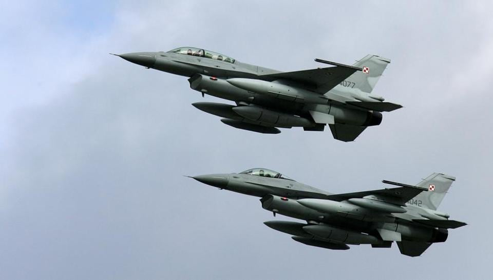 Lockheed Martin,F-16 combat jets,United States Air Force
