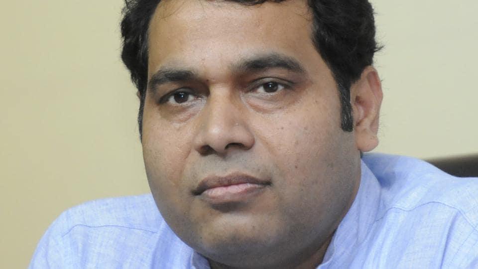 BJP national secretary Shrikant Sharma