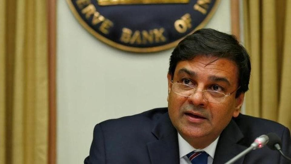 The Reserve Bank of India (RBI) Governor Urjit Patel speaks during a news conference after the bimonthly monetary policy review in Mumbai on December 7, 2016.