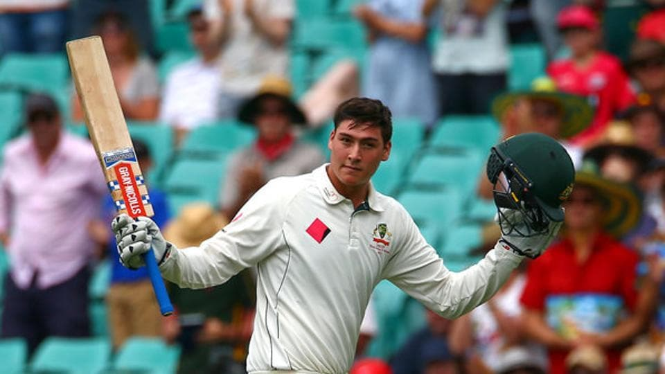 Young Australia cricket team's Matt Renshaw scored a century in the Test series against Pakistan and is expected to perform well in sub-continent conditions during the series vs India cricket team starting this month end.