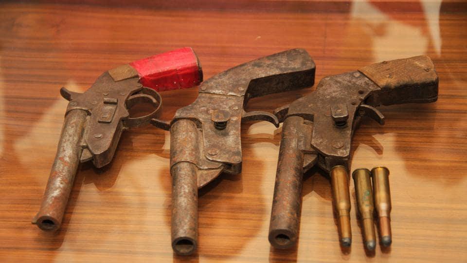 School shooting,Dehradun Public School,illegal firearms