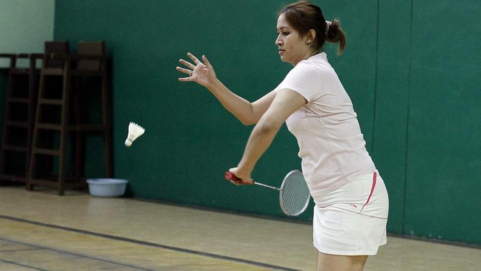 Jwala Gutta is a former bronze medal winner at the badminton World Championships.