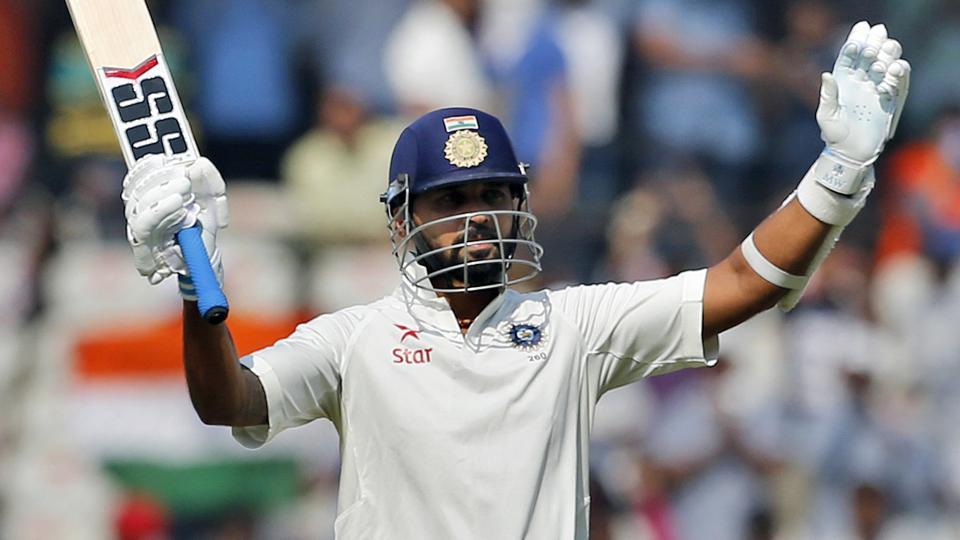 India vs Bangladesh,Murali Vijay,Murali Vijay 100
