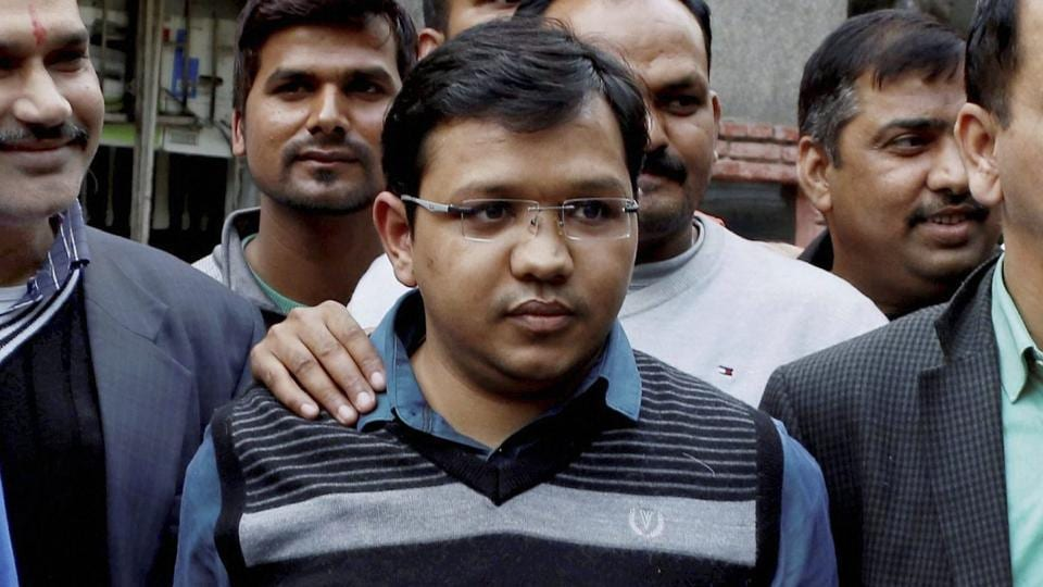Anubhav Mittal was arrested by the Uttar Pradesh Special Task Force (STF) for an online trading scam worth over Rs.3,700 crore.