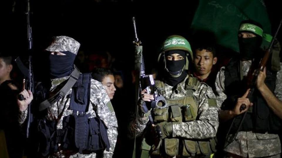 The Gaza health ministry blamed an Israeli air strike.
