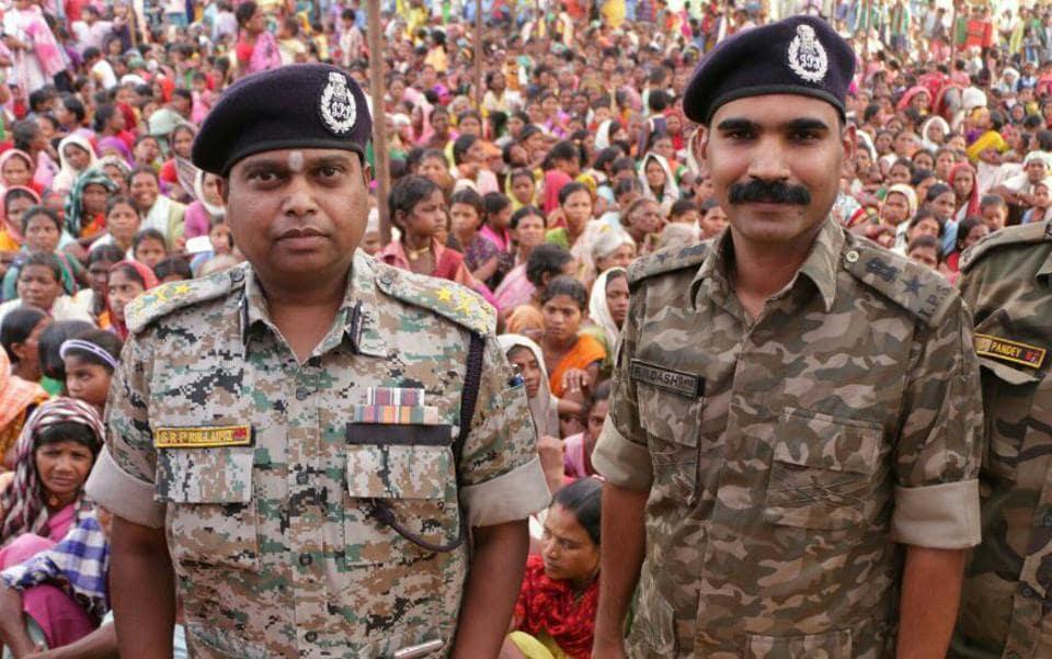 Chhattisgarh,Bela Bhatia,SRP Kalluri