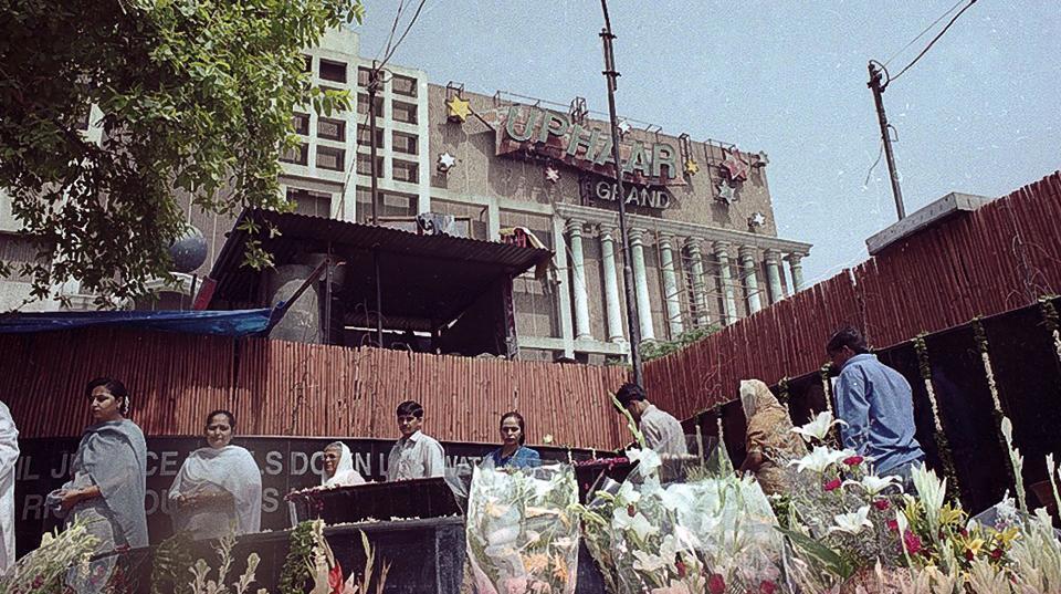 Uphaar cinema fire,Uphaar tragedy,Uphaar victims