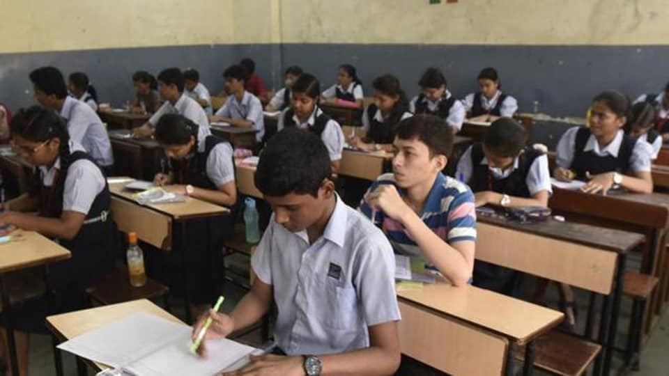 In 2016, 23,000 students had appeared for Class 10 exams and 60% of them had opted for school-based exams.