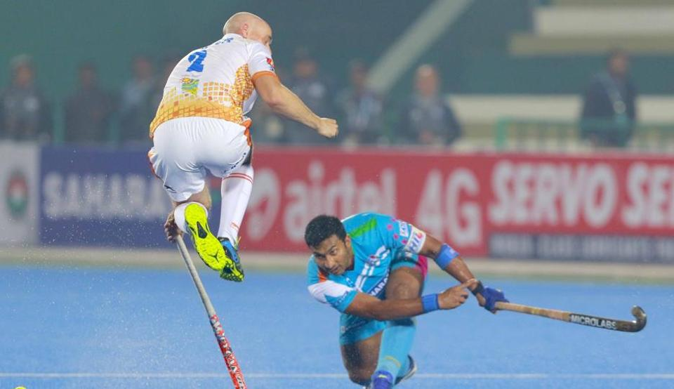 Hockey India League,HIL,UP Wizards