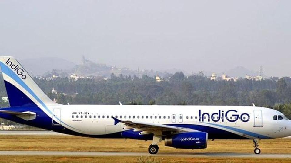 IndiGo,airlines panic,emergency chute