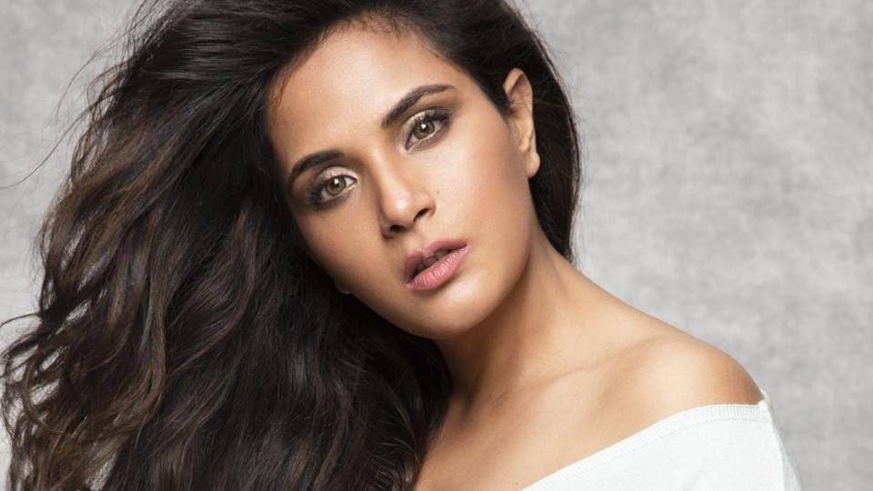 Actor Richa Chadha came out clean about battling bulimia - an eating disorder characterised by binge eating.