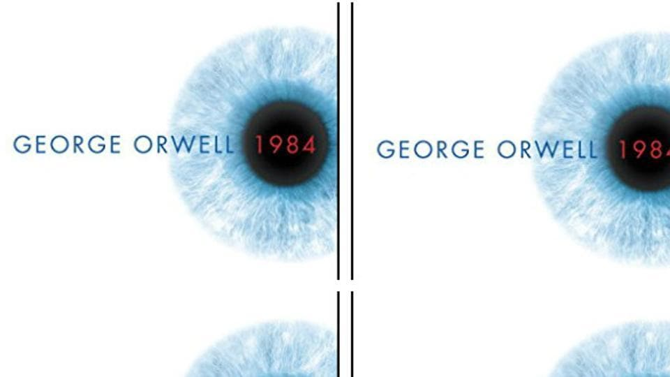 """English novelist George Orwell's novel 1984 topped Amazon.com's bestsellers list last week after US President Trump's advisor Kellyanne Conway famously offered """"alternative facts"""" in a TV interview."""