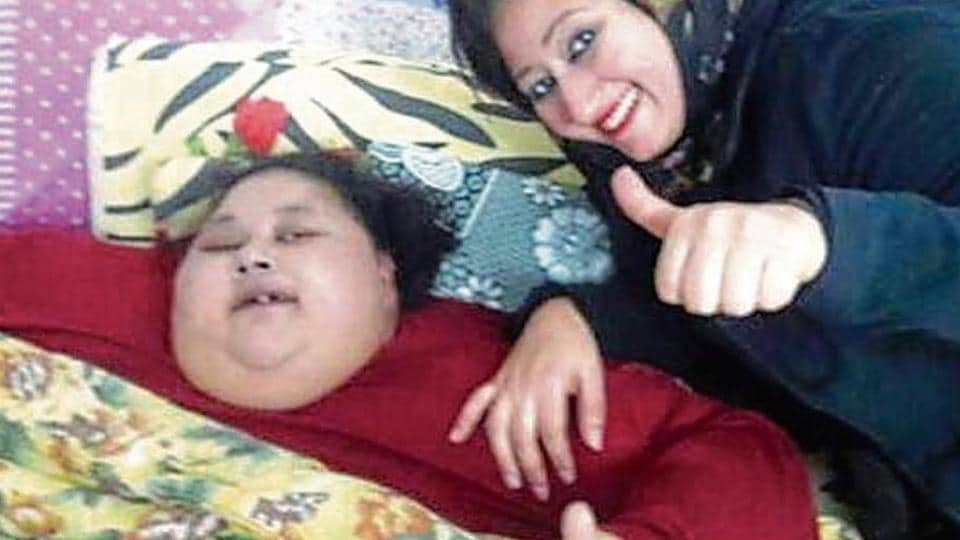World's heaviest woman lands in Mumbai for operation
