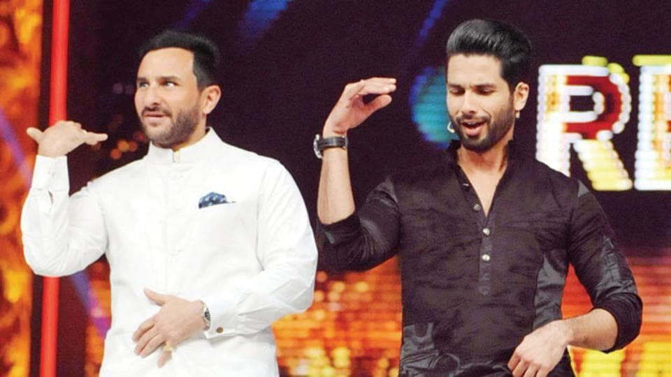Shahid Kapoor and Saif Ali Khan will share the couch on Koffee With Karan.
