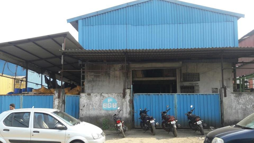 The two managers of the factory were arrested and four employees were detained for questioning.