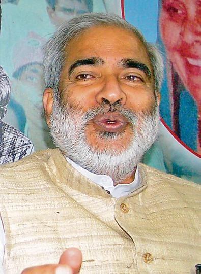 RJD leader Raghuvansh Prasad Singh.