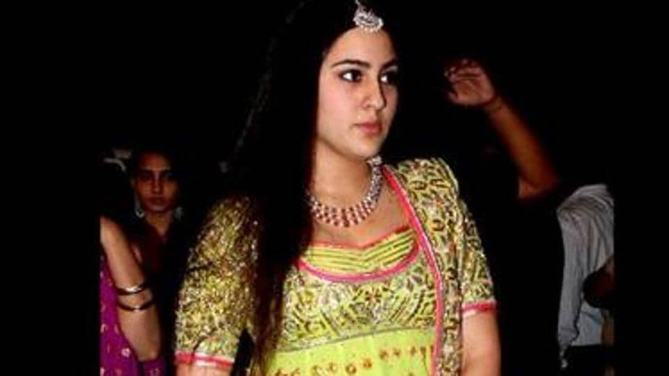 Sara Ali Khan,Disha Patani,Student of The Year