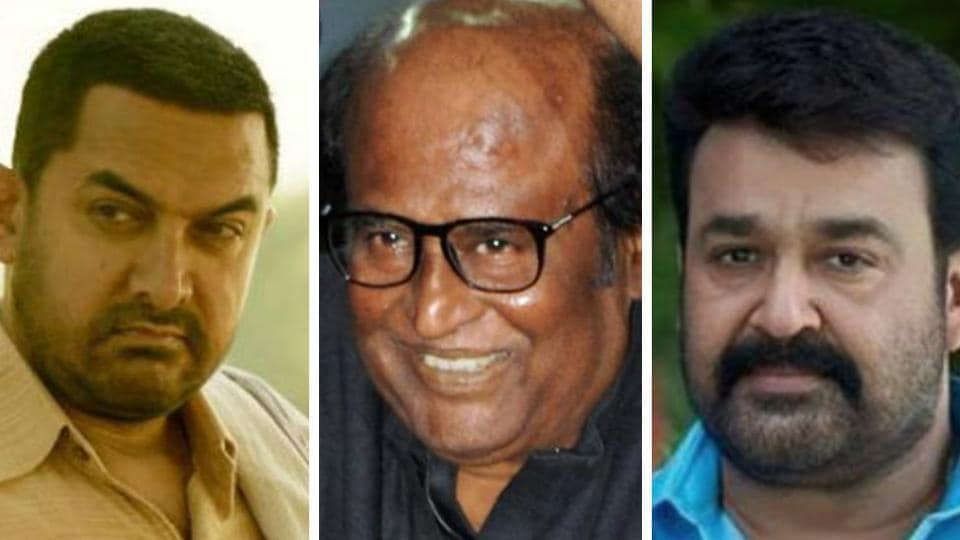 SS Rajamouli's next is likely to feature Aamir Khan, Rajinikanth and Mohanlal.