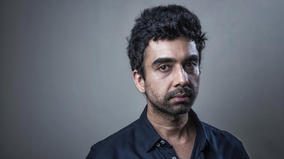 Actor Naveen Kasturia .