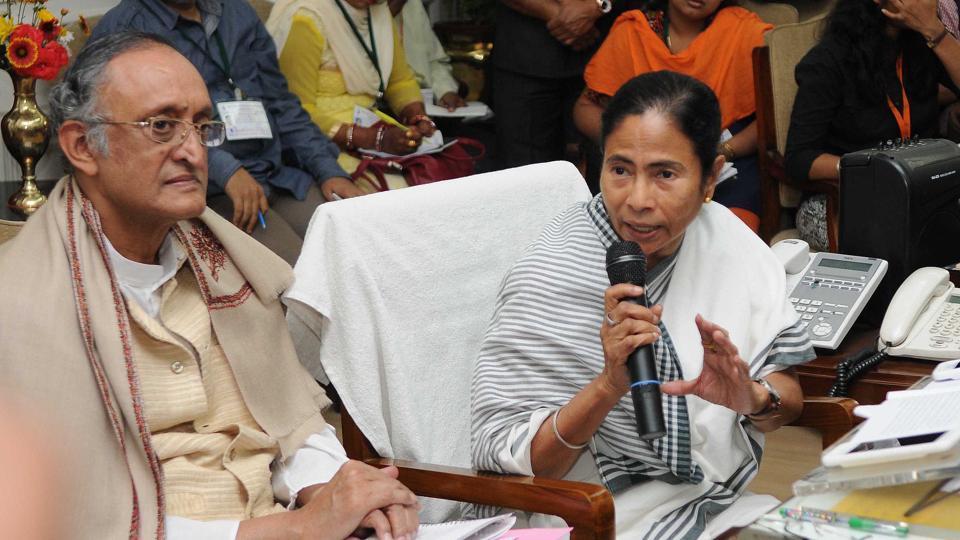 demonetisation,Mamata Banerjee,fiscal protest